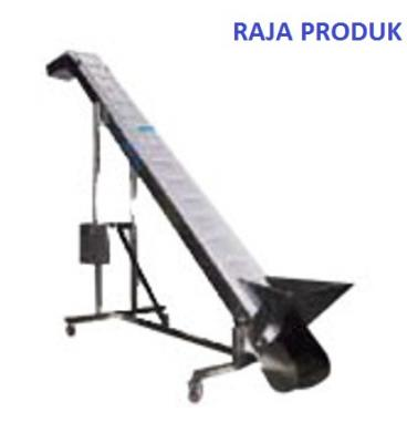Jual Automatic Conveyors INCLINE INFEED CONVEYOR Murah Bagus Berkualitas