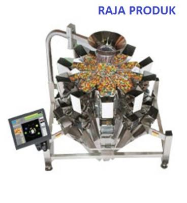 Jual Full Automatic Scales and Auger Filling Primoweigher™ Murah Bagus Berkualitas