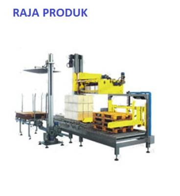 Jual Full Automatic Stacking Machine MD-100T Murah Bagus Berkualitas