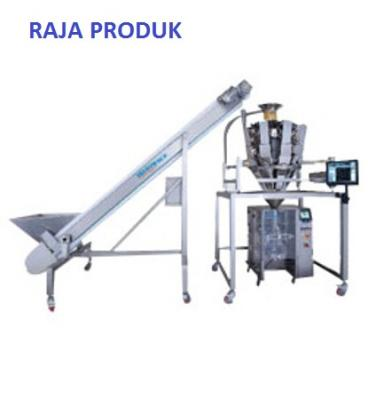 Jual Full Automatic System Vertex Junior Primoweigher And Infeed Confeyor Murah Bagus Berkualitas