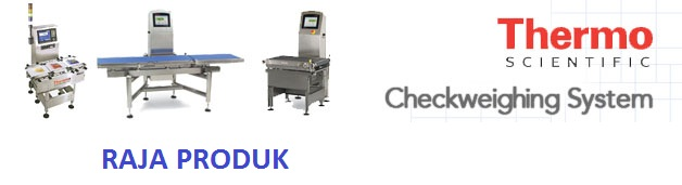 Jual Full Automatic Checkweighing System Versa 8120 Chain Checkweigher Murah Bagus Berkualitas